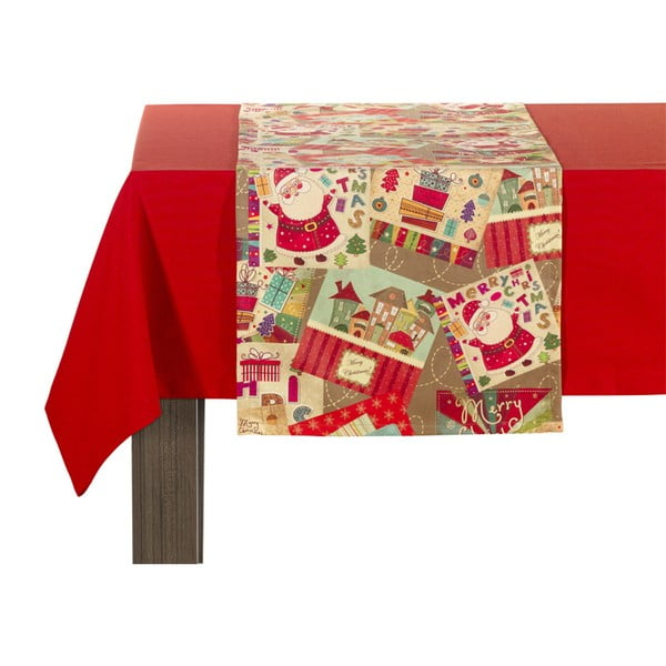 Vánoční běhoun na stůl Apolena Comfort, 40 x 140 cm