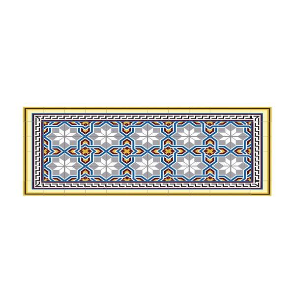 Koberec z vinylu Mosaico, 50x140 cm