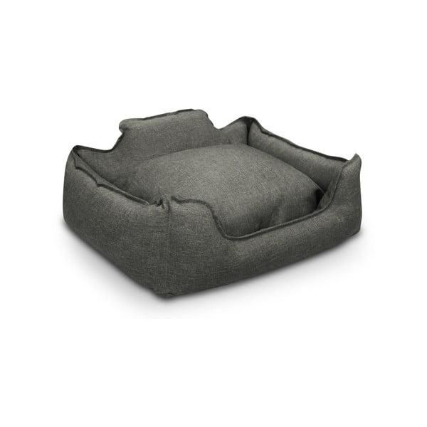 Šedý pelíšek pro psy Marendog Orbit Premium