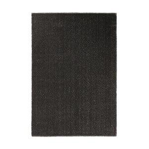 Antracitově šedý koberec Mint Rugs Glam, 80 x 150 cm