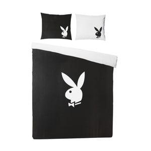 Povlečení Playboy Jeans Bunny, 155x200 cm