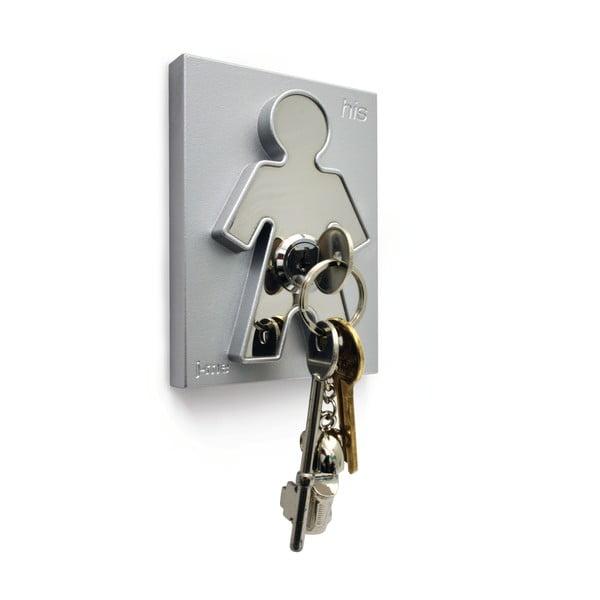 Věšák na klíče His