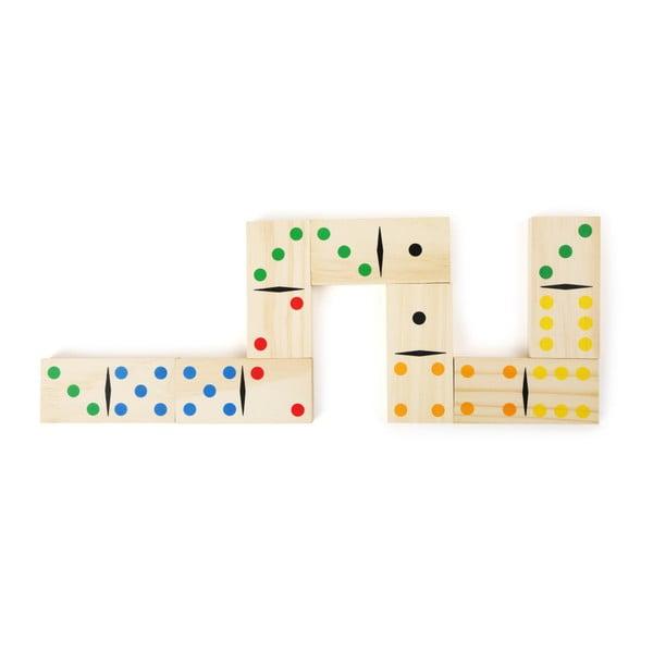 Giant nagyméretű fa dominó - Legler