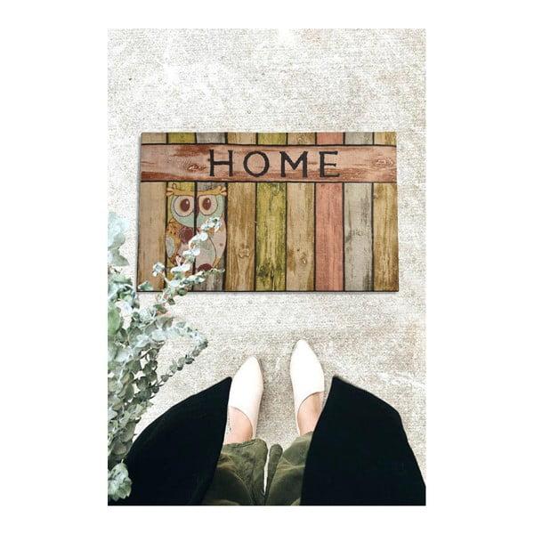 Covoraș intrare Home Owl, 70 x 45 cm