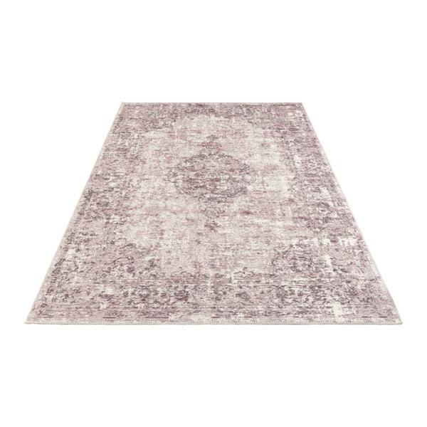 Tmavě růžový koberec Elle Decor Pleasure Vertou, 80 x 150 cm
