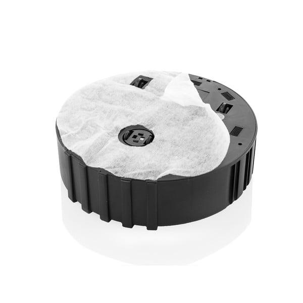 Czarny robot/odkurzacz do podłóg InnovaGoods Floor Cleaner