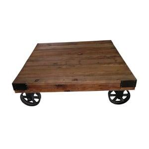 Konferenční stolek De Salon, 100x100x30 cm