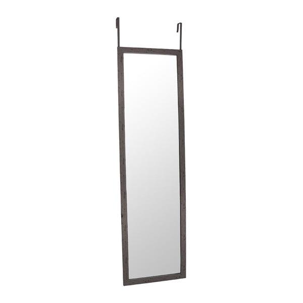 Závěsné zrcadlo Romantic Dark Grey, 35x132 cm