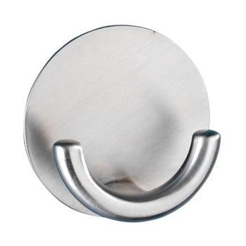 Cârlig autoadeziv pentru perete Wenko Rondo, argintiu de la Wenko