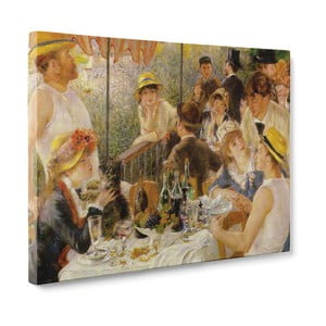 Obraz Luncheon of the Boating Party - Pierre Aguste Renoir, 50x70 cm