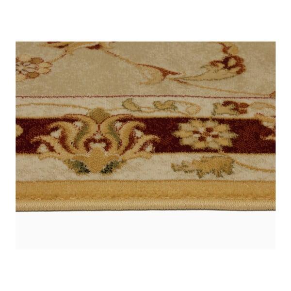 Béžový koberec vhodný i na ven Universal Madras, 133 x 190 cm