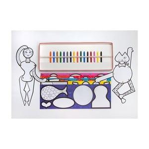 Kreativní set Mon Petit Art Toy Eames