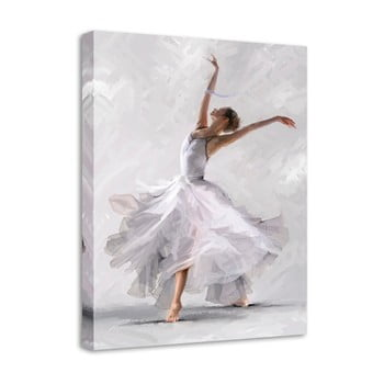 Tablou Styler Canvas Waterdance Dancer II, 60 x 80 cm de la Styler