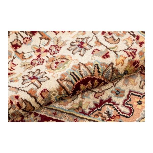 Ručně vázaný koberec Kashmirian, 97x60 cm