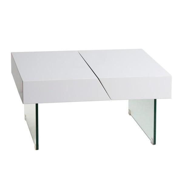 Konferenční stolek s úložným prostorem Marckeric Serena