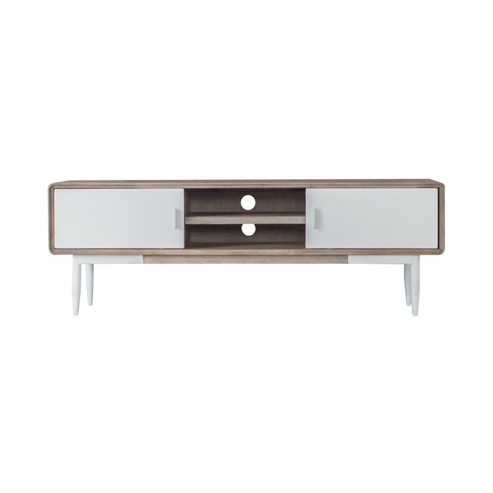 TV stolek z akáciového dřeva sømcasa Florence