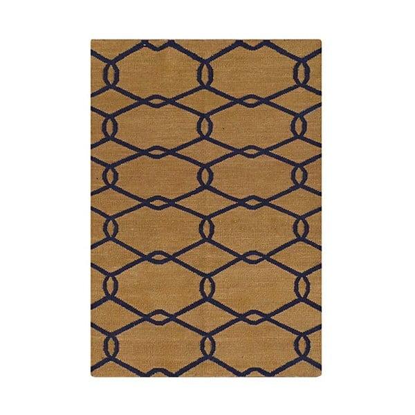 Vlněný koberec Kilim no. 819, 120x180 cm
