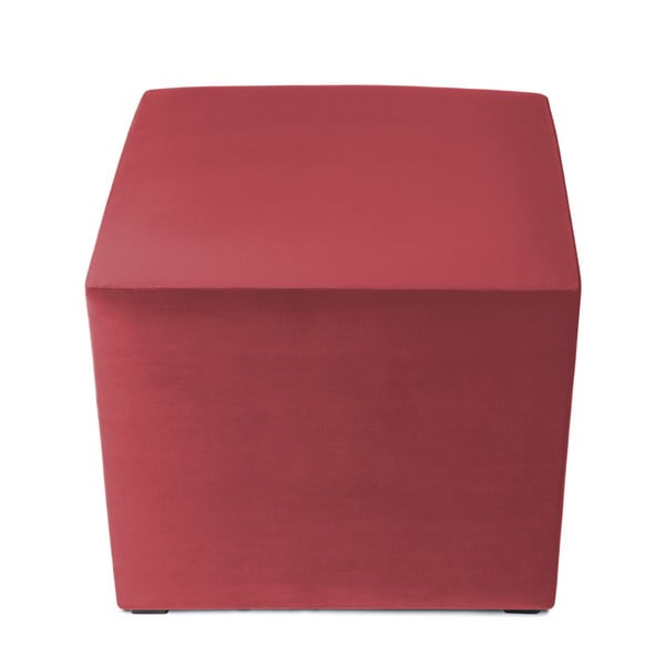 Červený puf Vivonita Julia