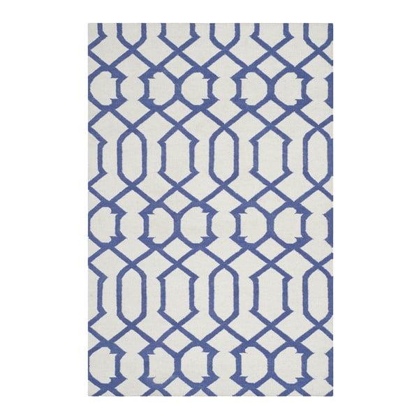 Vlněný koberec Safavieh Margo, 152 x 91 cm