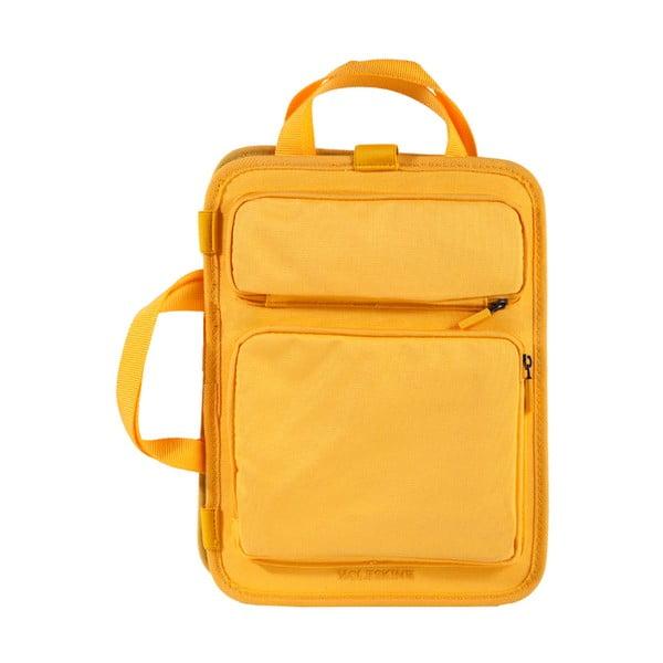 "Taška na notebook 10"" Moleskine, žlutá"
