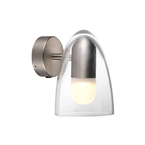 Nástěnné světlo Nordlux IP S7, leštěná ocel