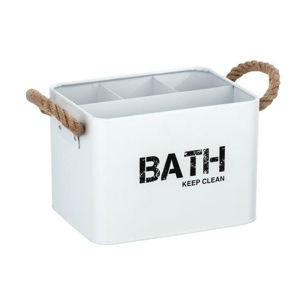 Gara fehér fürdőszobai tárolódoboz - Wenko