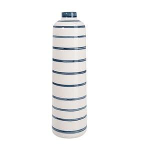 Keramická váza Cream and Blue