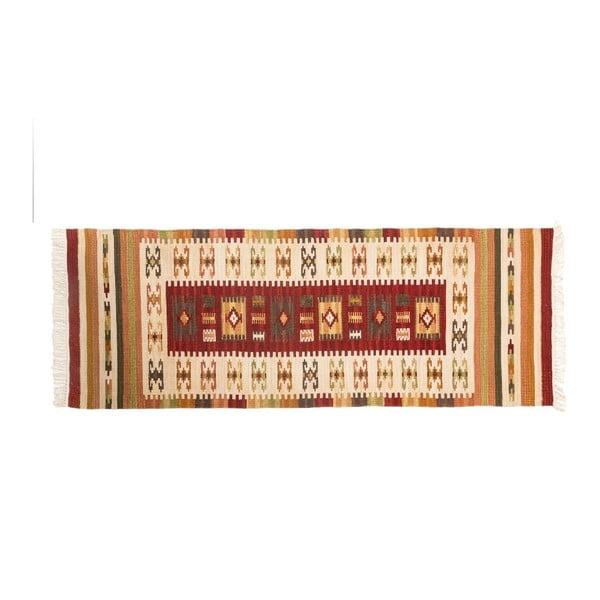 Ručně tkaný koberec Kilim Dalush 303, 180x65 cm