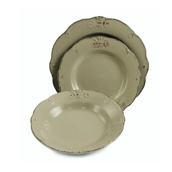 Sada talířů Duchessa Fango, 18 ks