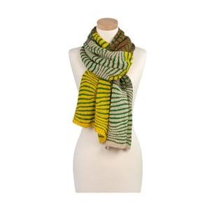 Šátek Lena Yellow
