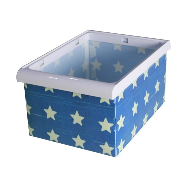Sada 3 boxů Jocca Star Pattern
