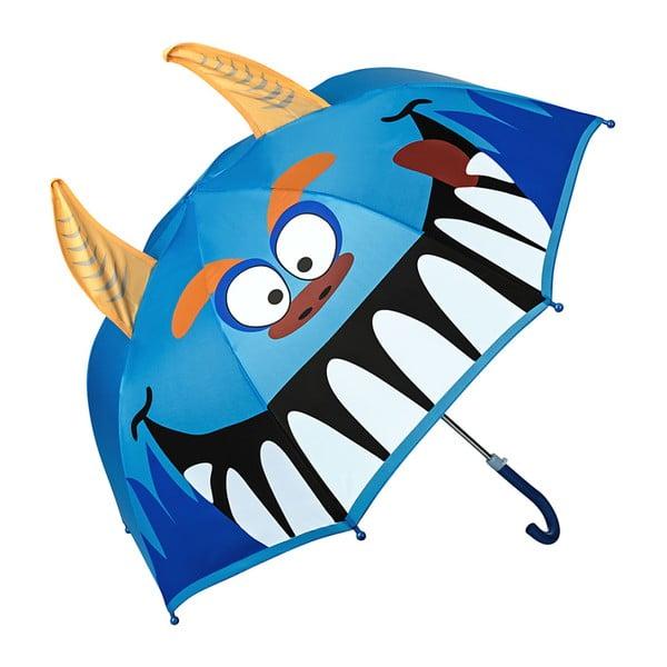 Dětský holový deštník Von Lilienfeld Monster, ø 73 cm