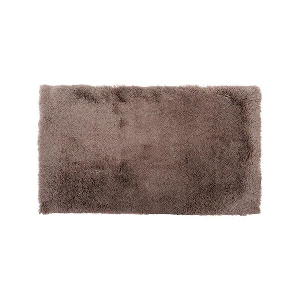 Koberec Soft Bear 80x300 cm, hnědý