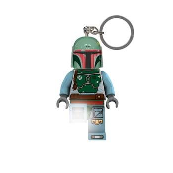 Breloc cu lanternă LEGO® Star Wars Boba Fett imagine