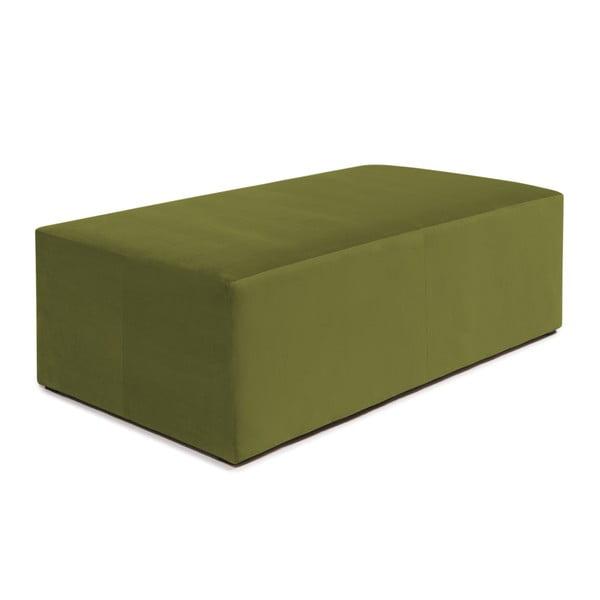 Olivově zelený puf Vivonita Grace