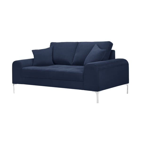 Canapea cu 2 locuri Corinne Cobson Dillinger, bleumarin