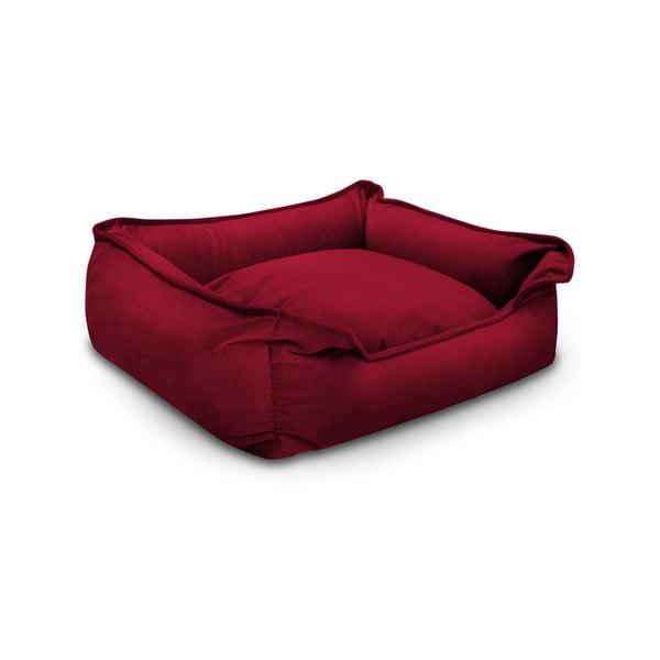 Červený pelíšek pro psy Marendog Nebula