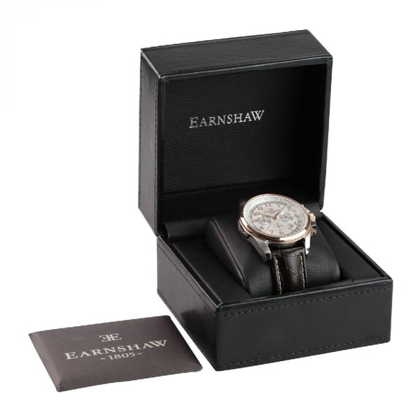 Pánské hodinky Thomas Earnshaw Commodore E08