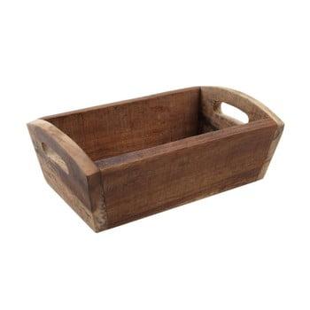 Tavă din lemn T&G Woodware Nordic Natural Deep imagine