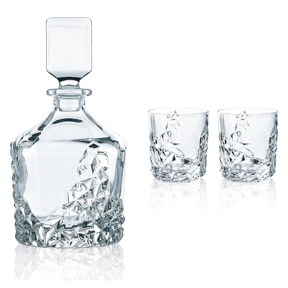 Set na whisky z křišťálového skla Nachtmann Shu Fa Whisky Set