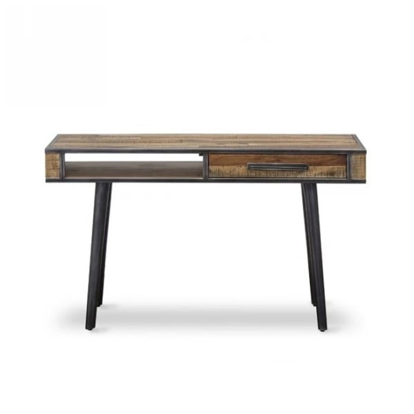 Konzolový stolek z masivního akáciového dřeva Massive Home Robbie
