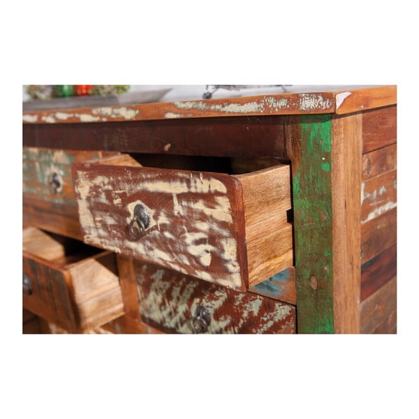Komoda z recyklovaného mangového dřeva Interlink Felizes