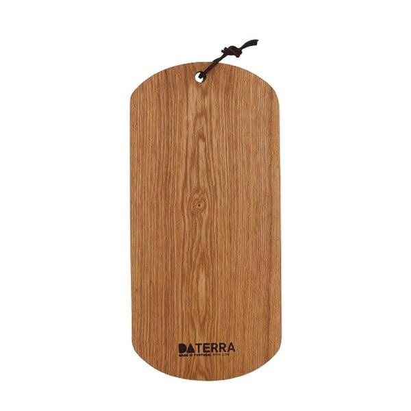 Dřevěné prkénko Oval Red