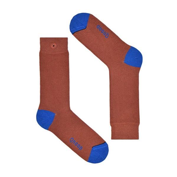 Ponožky Qnoop Marsala, vel. 43-46