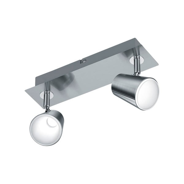 Narcos kétizzós LED falilámpa, hossz 28,5 cm - Trio