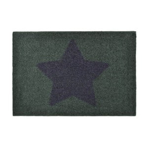 Rohožka Zala Living Design Star Dark, 50x70cm