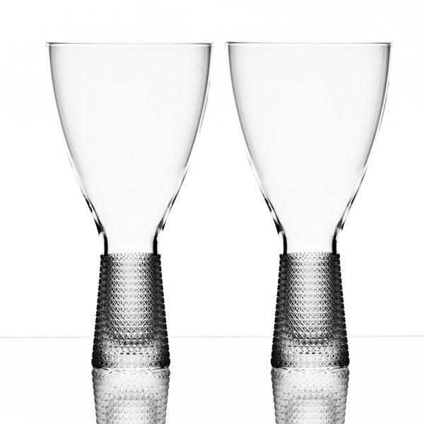 Sada 2 sklenic na červené víno od Františka Víznera, 400 ml