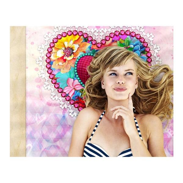 Prosop de plajă Dreamhouse So Cute Lizzy, 100 x 180 cm