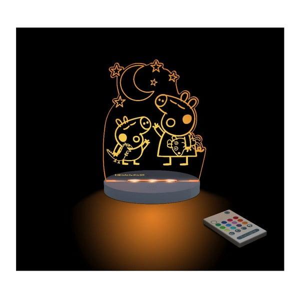 Dětské LED noční světýlko Peppa Pig George