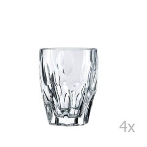 Set 4 pahare whisky din cristal Nachtmann Sphere, 300 ml